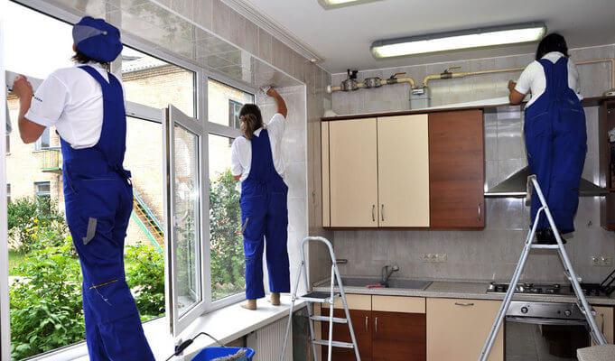 Профессиональная уборка квартир квартир Киев