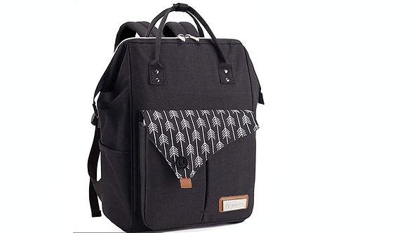 02. Lekebaby Backpack Changing Bag