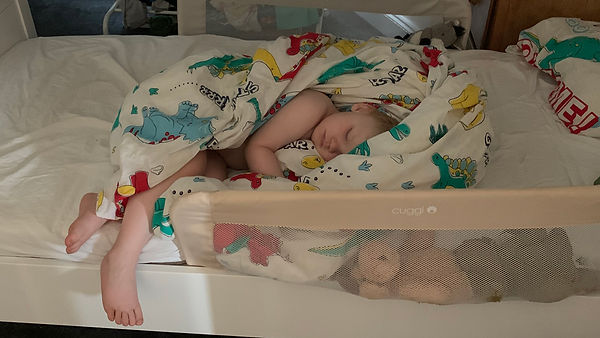 Toddler beds: Who knew it could be so complicated?