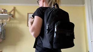 Tiba & Marl changing bag review