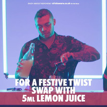 Absolut Twist Cocktails