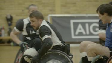 AIG Wheelchair Rugby