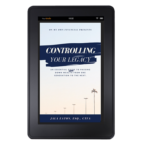 Controlling Your Legacy - eBook
