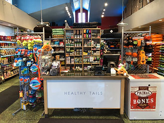 Healthy Pet Food Store