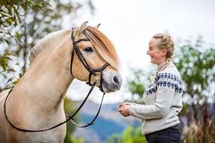 Hestefotografering Nordfjordeid