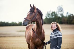 Hestefotografering, CST Horses, Ski