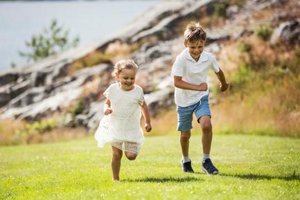 Familiefotografering, Kragerø