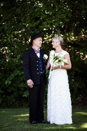 Bryllupsfotografering i Kragerø