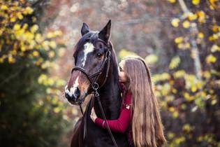 Hestefotografering, Kragerø