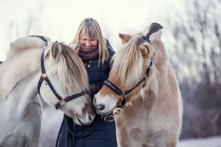 Hestefotografering, Sunnfjord