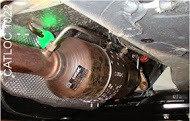 Peugeot Boxer 2.2 HDI, Euro 5 Emission System -  CATLOC® 1022