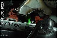 Renault Master Catalytic Converter Lock RWD, Euro 5 & 6 Emissions CATLOC® 1023