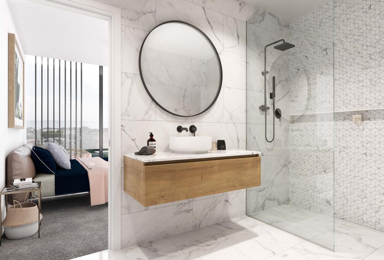 Milford 110 Bathroom