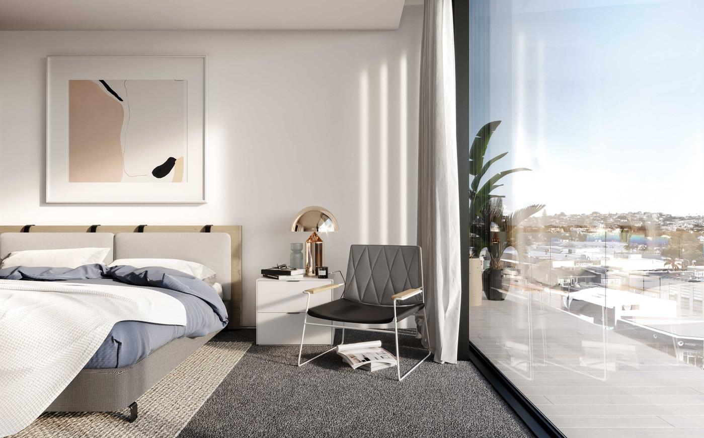 Milford 110 Bedroom