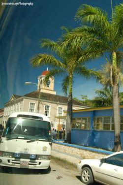 Bus in Jamaica