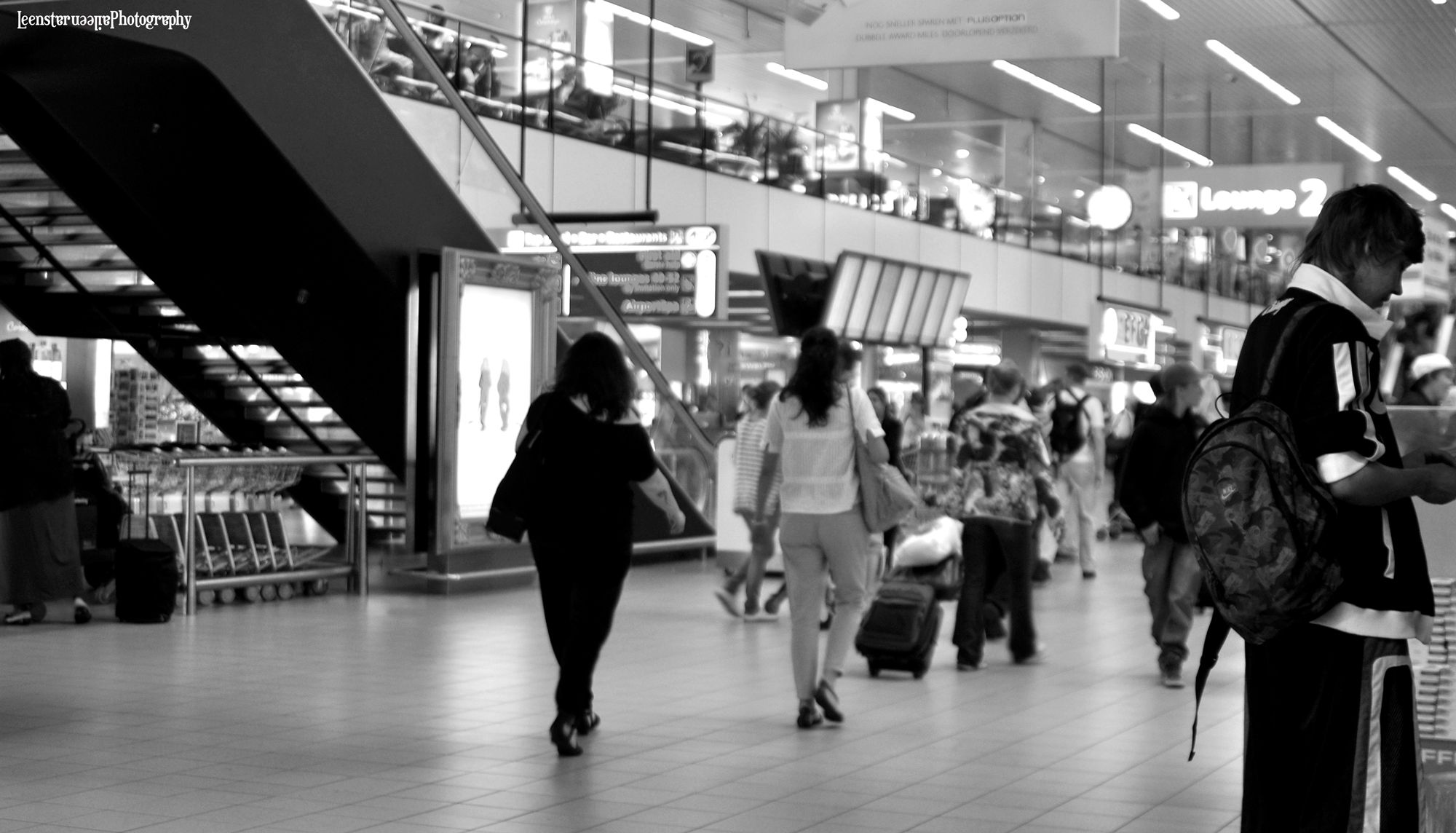 Schiphol Amsterdam's Airport