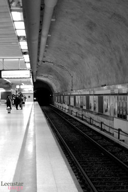 Helsinki, Finland Subway