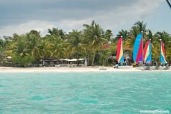 Sailboat in Jamaica