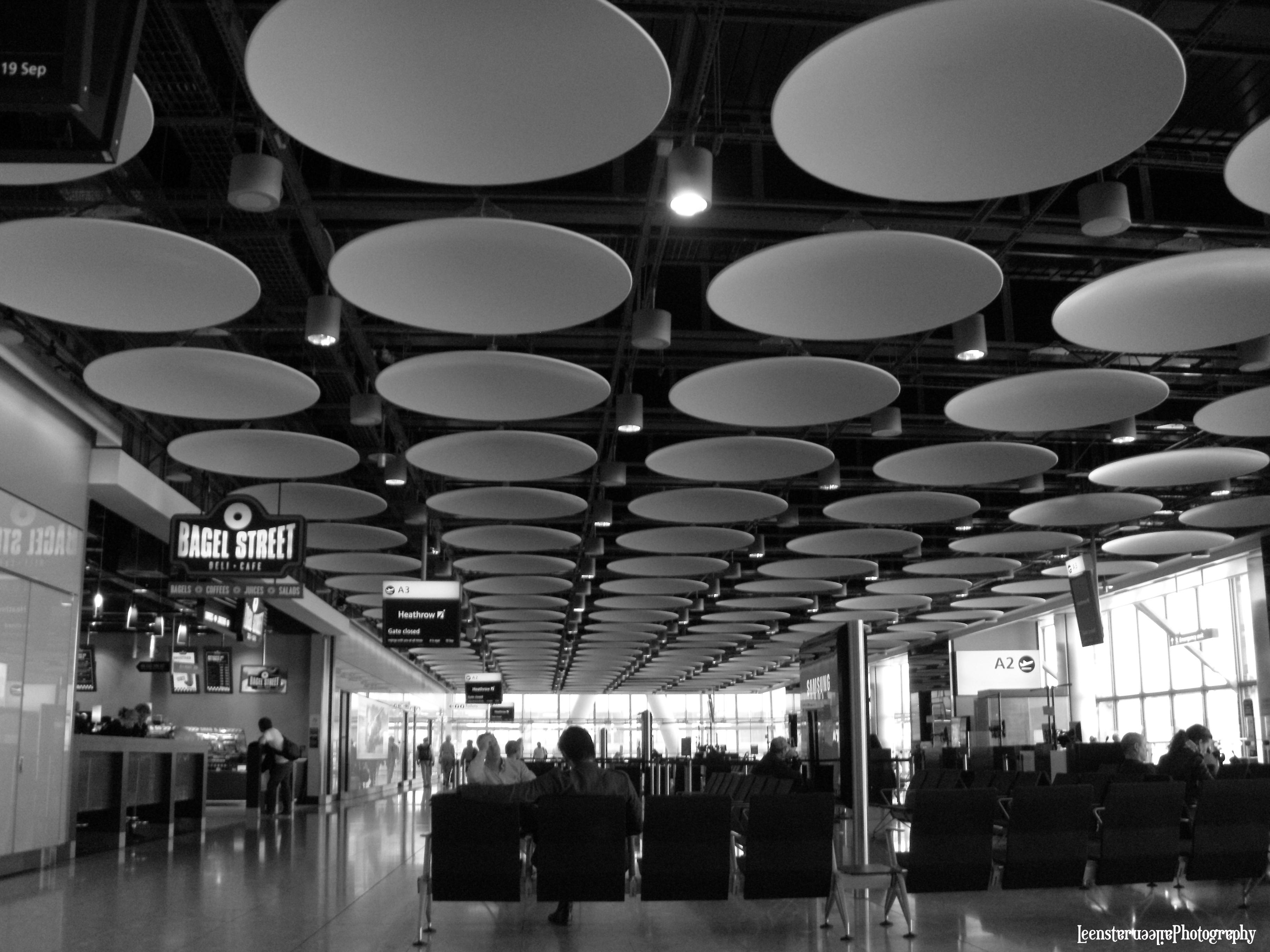 Heathrow London Airport