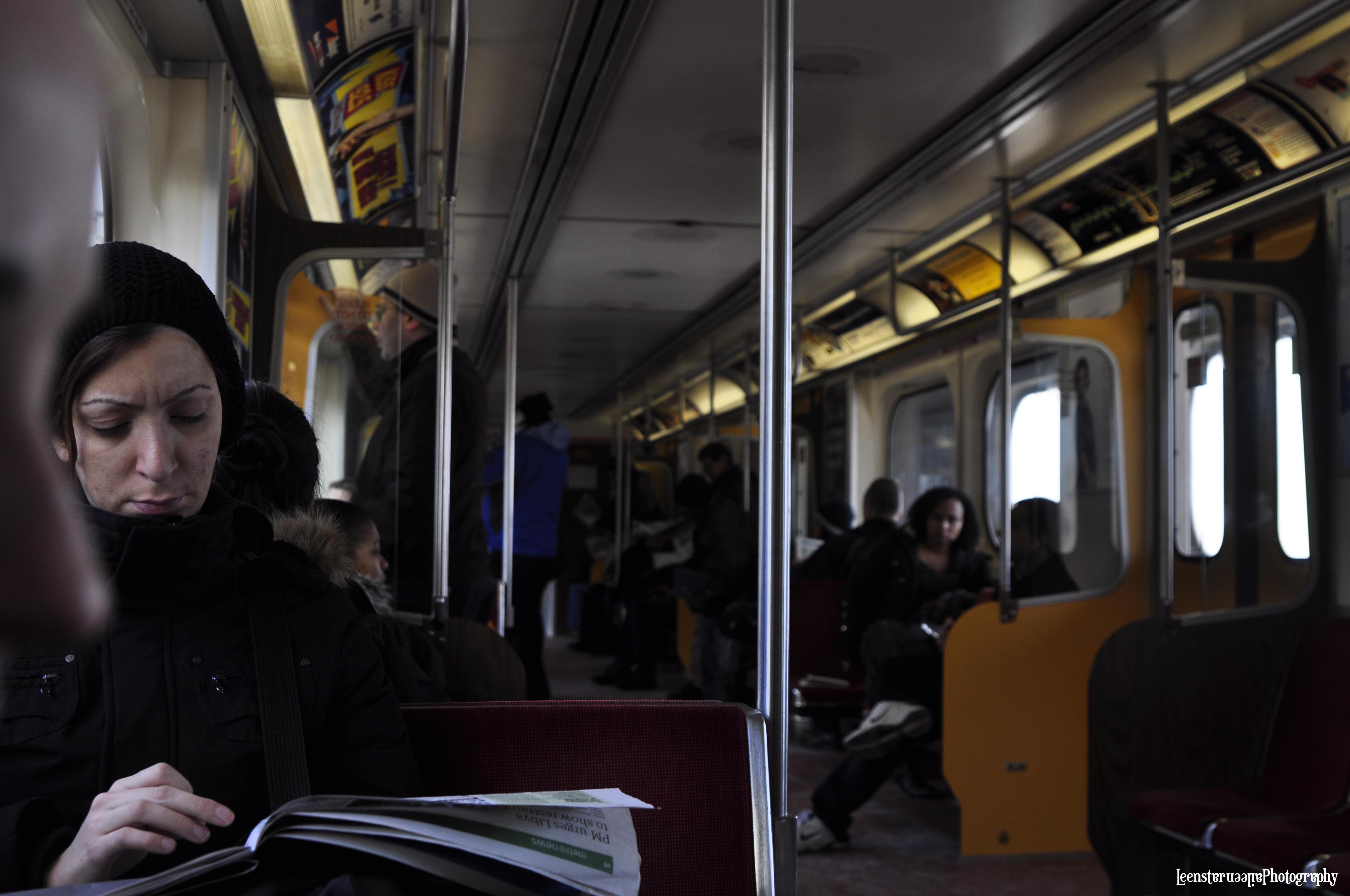 Subway in Canada