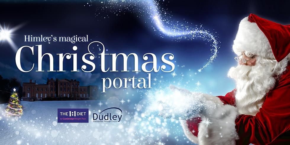 Himley's Magical Christmas Portal