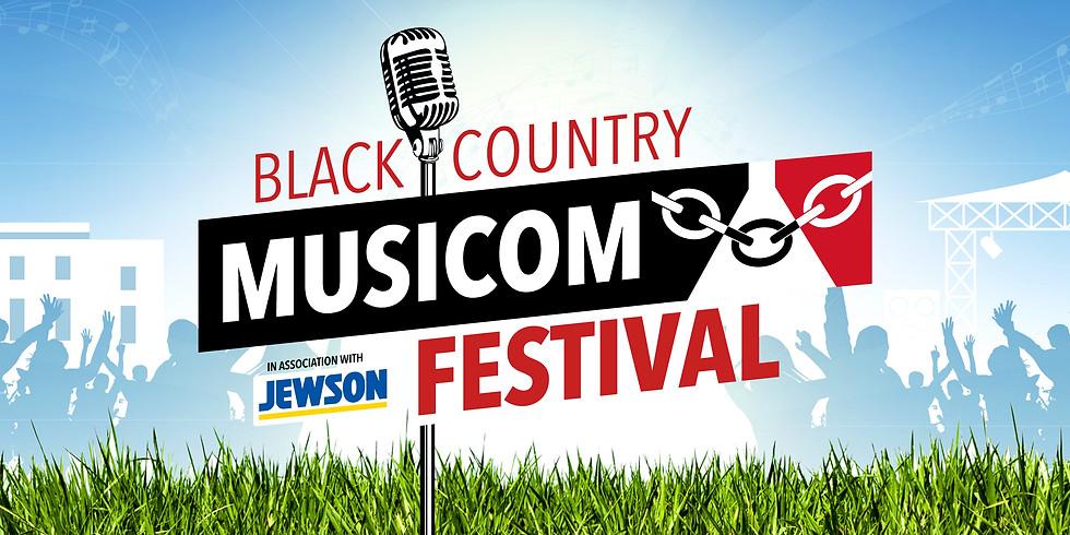 Black Country MUSICOM