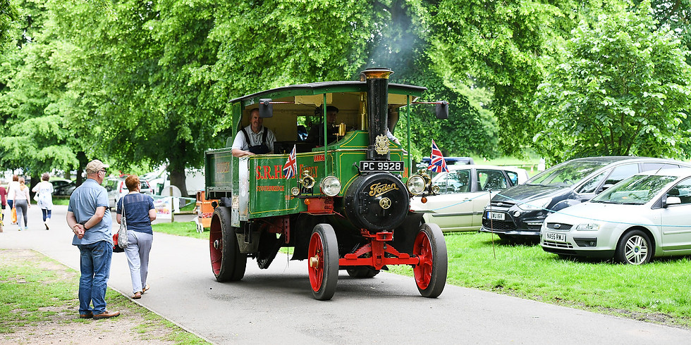 Country Fair & Vintage Transport Show - CANCELLED