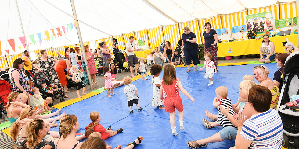 Under 5s Day in association with The 1:1 Diet by Cambridge Weight Plan - CANCELLED
