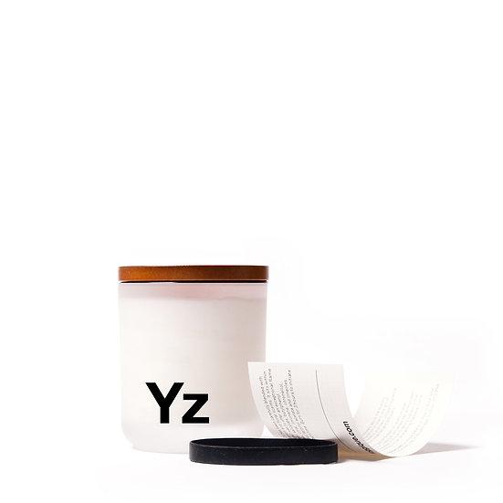 Yz/01 Yuzu Natural Wax Candle 30cl