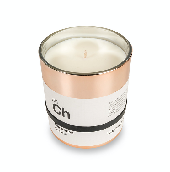 Ch/01 Christmas Candle 44cl Clove and Orange