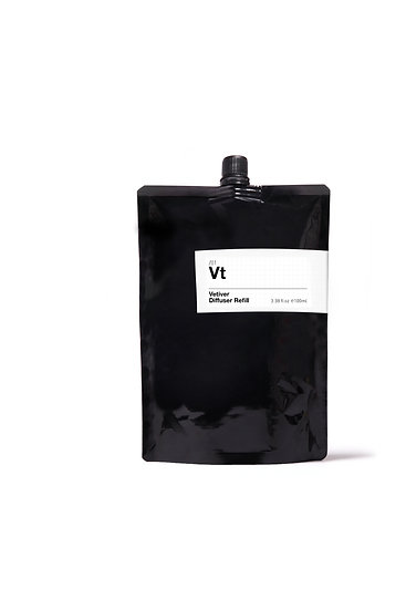 Vt/01 Vetiver Diffuser Refill 100ml