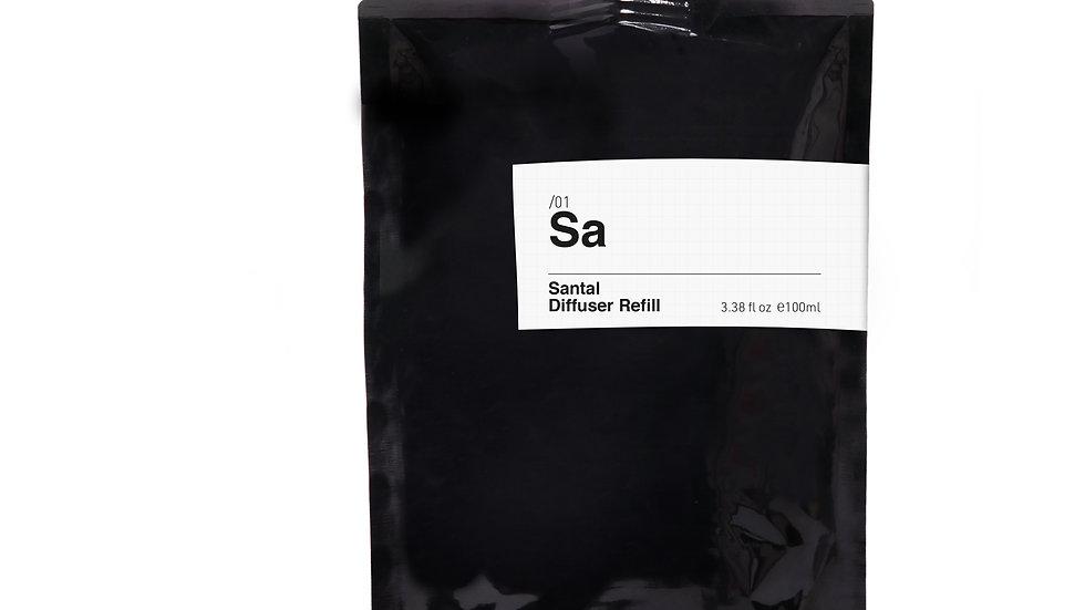 Sa/01 Santal Diffuser Refill 100ml