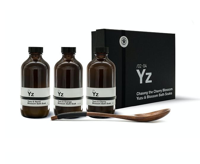 Limited Lab Edition : Yz/02-04 - Chasing the Cherry Blossom Yuz