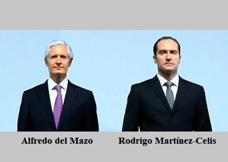 Rodrigo Martínez-Celis, tiene que auditar a Maribel Cervantes Guerrero (ex empleada de García Luna)