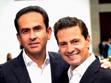 Ricardo Aguilar Castillo, se destapa como precandidato del PRI a la gubernatura del  Edomex