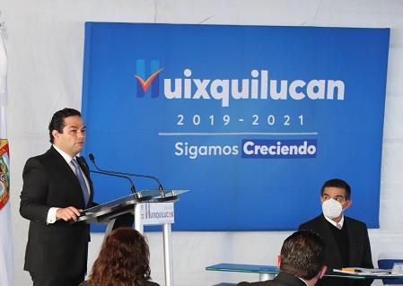 """""""No le he fallado, ni le fallaré a Huixquilucan"""": Enrique Vargas del Villar"""