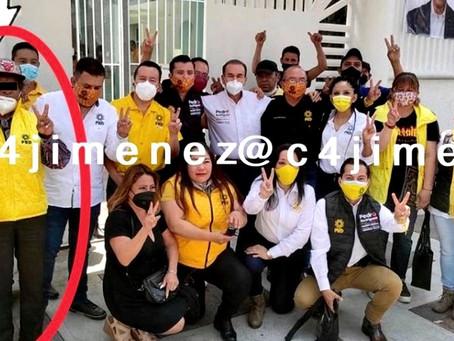 Pedro Rodríguez Villegas niega que asesino de mujeres pertenezca a su equipo de trabajo
