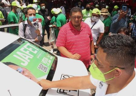 Jafet Sainz puntualiza que Cuautitlán Izcalli demanda soluciones inmediatas