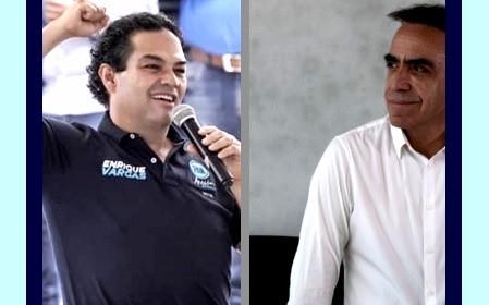 Enrique Garay reconoce el trabajo de Enrique Vargas del Villar