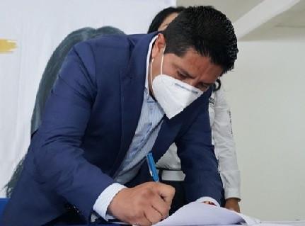 Paco Rojas se compromete a cumplir con la apertura del Hospital General en Cuautitlán Izcalli