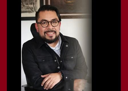LÍDER 2020. Daniel Serrano Palacios, político izquierdista