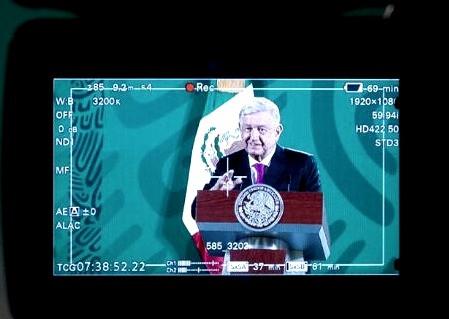 """Trabajadores de Dos Bocas pidieron mi reelección"", afirma López Obrador"