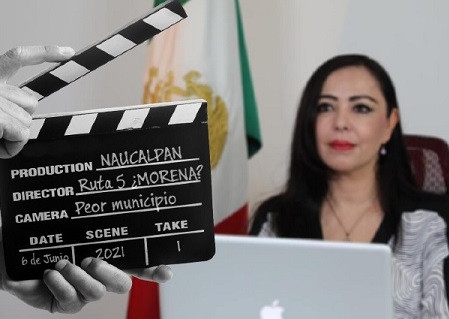 Patricia Durán Reveles, perderá la alcaldía de Naucalpan