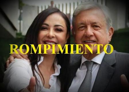 López Obrador enfurece, y le cierra las puertas a Patricia Durán Reveles