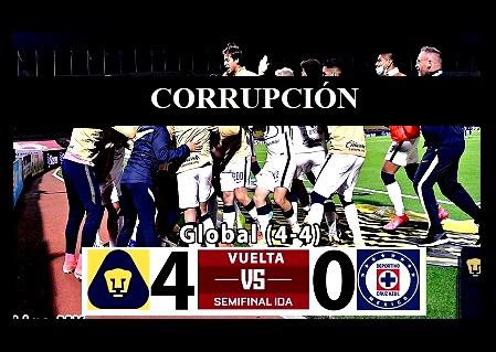 Periodista de ESPN, señala que compraron a jugadores del Cruz Azul en su duelo contra Pumas