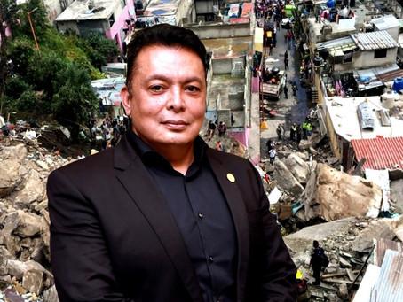 Ulises Murguía Soto, el oportunista político en el Cerro del Chiquihuite