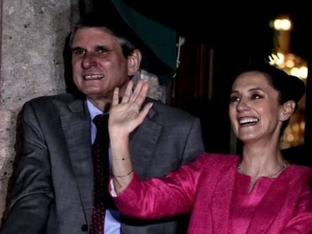 Jesús María Tarriba Unger, es el novio de Claudia Sheinbaum