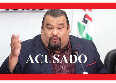 Orden de aprehensión contra el priista Cuauhtémoc Gutiérrez de la Torre