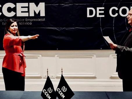 Laura González Hernández, referente de visión e inteligencia empresarial en el Edomex