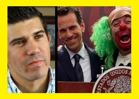 """Federico Madrazo Rojas es quien financia a Carlos Loret de Mola y Víctor Trujillo """"Brozo"""""""